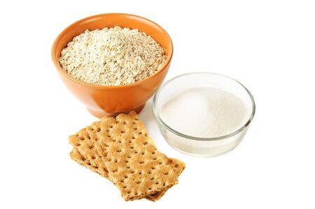 alimentos de hidratos de carbono Foto de archivo - 9133838