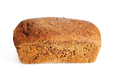Single fresh bread photo