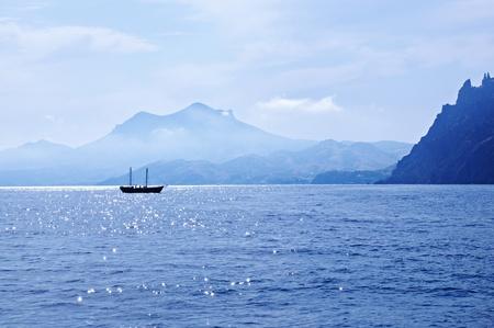 Sea landscape Stock Photo - 10103602