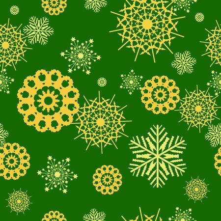 Snowflake naadloze