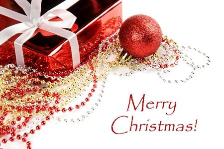 La decoración de Navidad Foto de archivo - 10914768