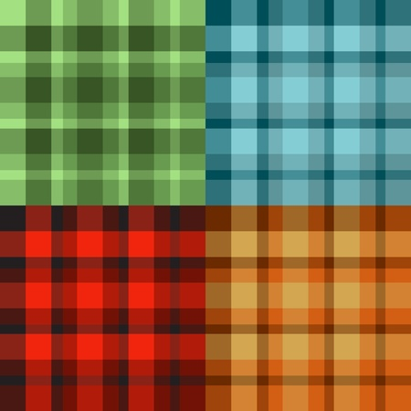 Scotland pattern Vector