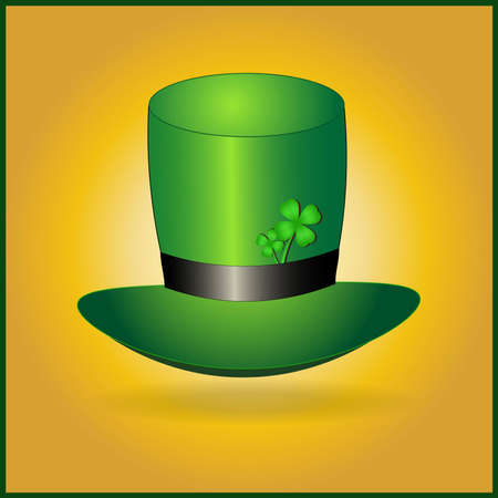 Leprechaun hat Stock Vector - 12485913