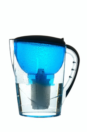 Water filter photo