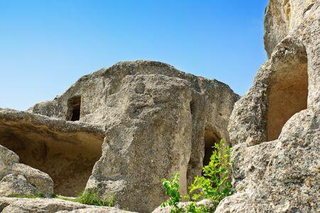 Eski-Kermen city photo