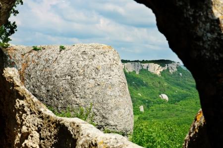 Eski-Kermen view photo