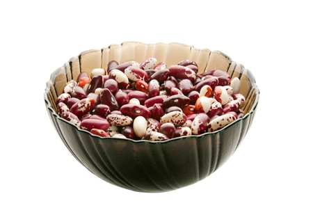 Pinto red beans Stock Photo - 16550449