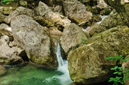 Mountain stream Stock Photo - 17211372