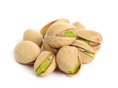 nuts: Pistachio isolated