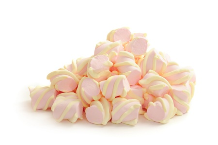Marshmallow sweets Stock Photo - 18426769