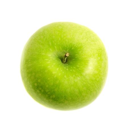 verde manzana: Manzana verde