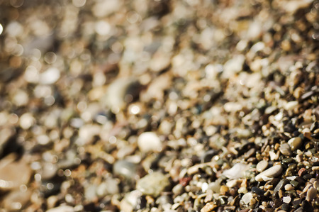 pebble: Sea pebble