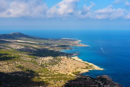 fontana: Cyprus coast view