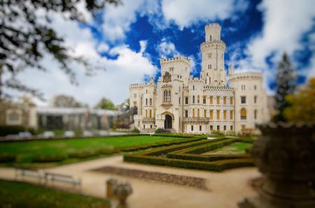 nad: Famous Czech castle