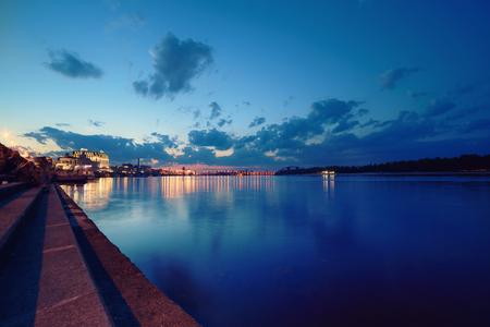 Havana bridge in Kiev