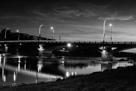 Bridge in Uzhgorod
