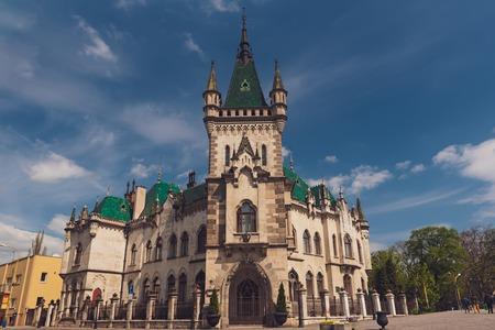 View of Jakabov Palace
