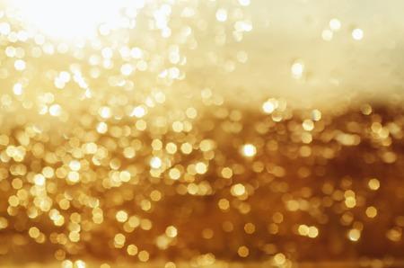 Bokeh abstracto de Navidad