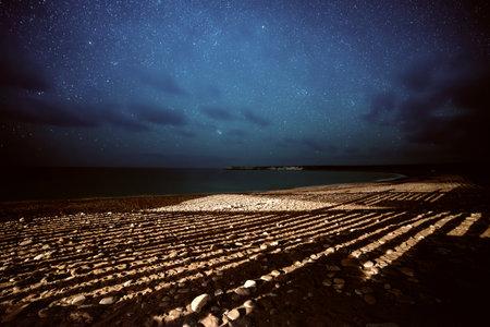Cyprus starry night
