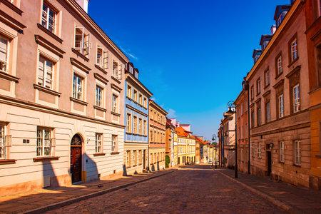 Warsaw center streer