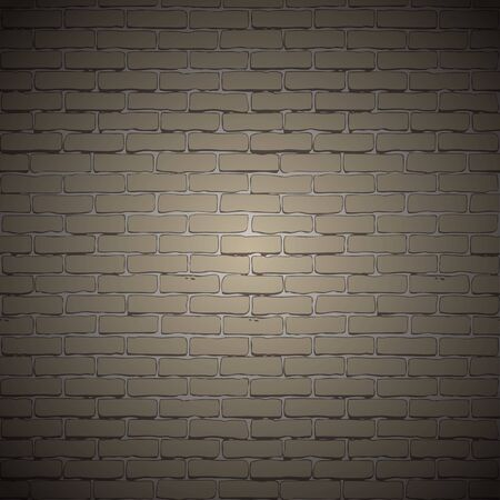 brick wall background: Seamless white brick wall - background pattern for continuous replicate