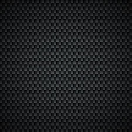 La fibra de carbono ilustración vectorial Antecedentes Ilustración de vector
