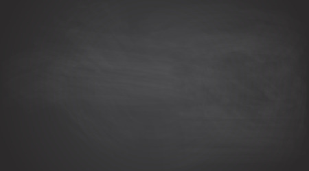 Black chalkboard background. Vector realistic texture eps10