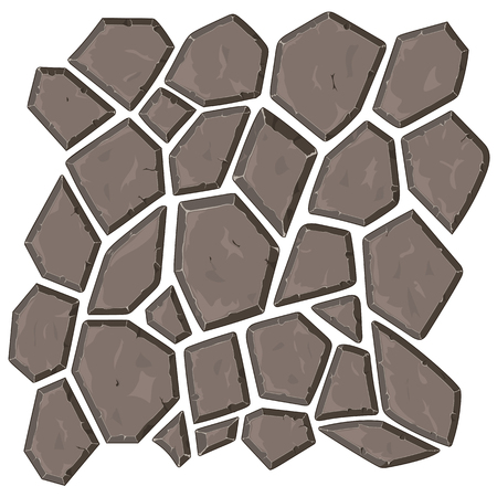 Dry cracked ground texture, sfondo vettoriale, per seamless