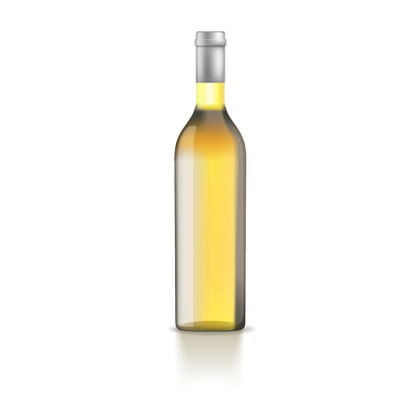 Illustration of bottle
