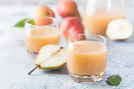 Fresh Pear Juice