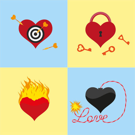heart burn: heart stress: burn, explode, shoot them and close