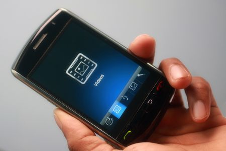 mobile phone  video function