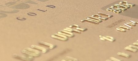 credit card close up photo