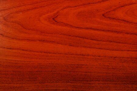 Polish wood close up