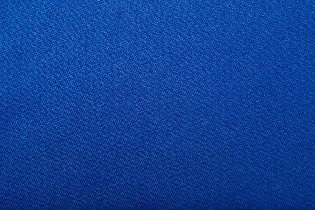 Blue cloth close up