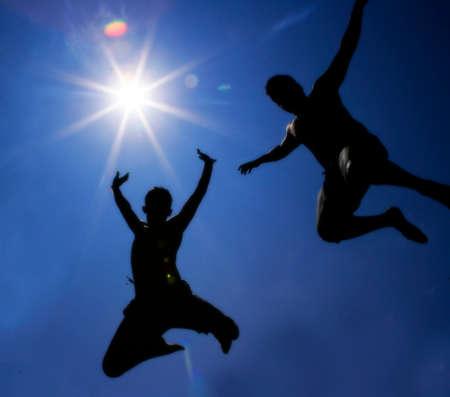 guys jump