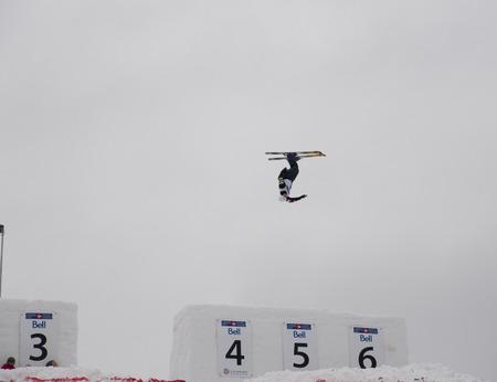 World Cup Aerials, Winsport (Canada Olympic Park), Calgary, Alberta, January 28, 2011 Redakční