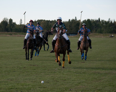 Polo at the Black Diamond Polo Club, September 3rd  and 4th, 2011