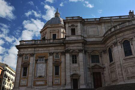 Basicilica diSanta Maria Maggiore, Rome, Italy