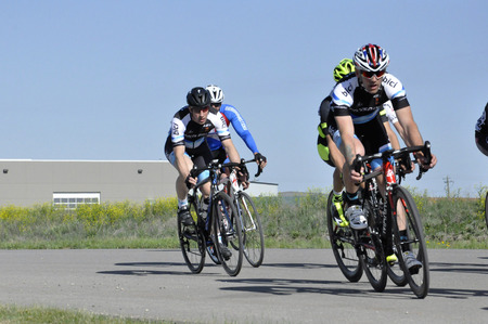 Jason LaPierre Cycling Criterium, June 5th, 2016 版權商用圖片 - 92967735