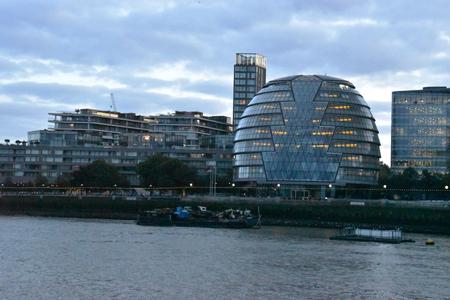 Stadhuis van Londen, Londen, 3 oktober 2017