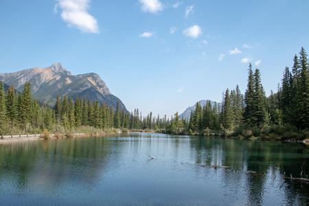 Mt. Lorette Ponds, Kananaskis Country, Alberta, Canada