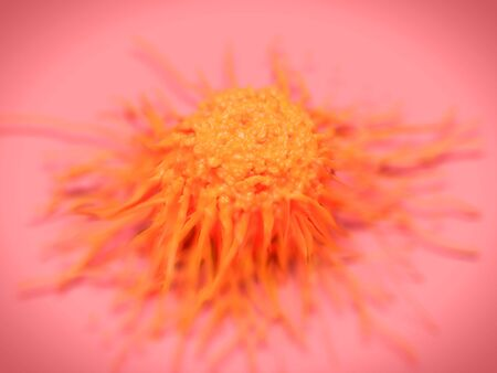 malign: cancer cell