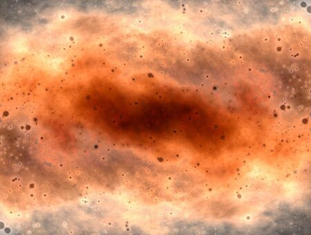messier: galaxy in outer space Stock Photo