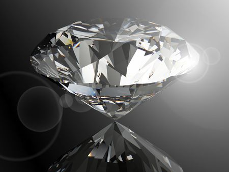diamond background: high quality diamonds