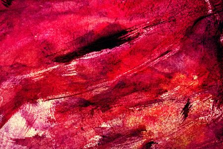 watercolor brush: abstract background watercolours painting Stock Photo