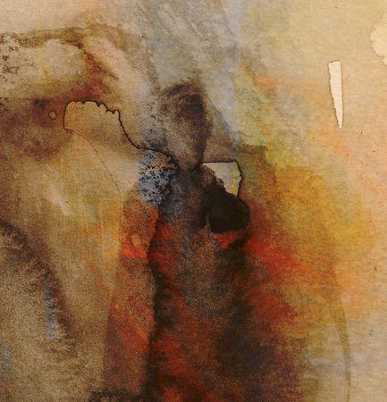 arte abstracto: fondo abstracto pintura Foto de archivo