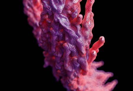 micro organism: Tuberculosis bacteria