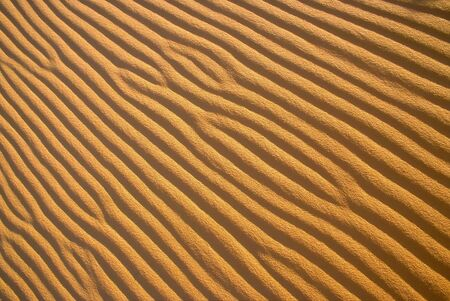 Ripples In The Sand Patterns Stok Fotoğraf