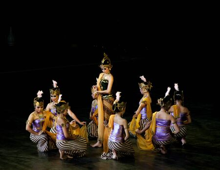 Traditional Javanese Dance